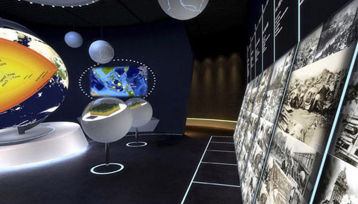 武安交通安全互动体验馆设计